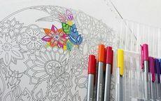 Арт-терапия для снятия стресса: рисование мандалы
