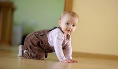 Безопасное пространство для малыша