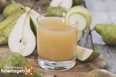 Грушевый сок: польза сока груши