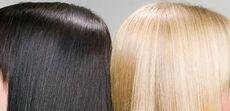 Из жгучей брюнетки в сияющую блондинку, или какой краской осветлить волосы