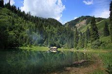 К чему снится озеро летнее тёплое, мутное и бурлящее, маленькое или огромное? основные толкования - к чему снится озеро