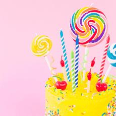 Как легко и красиво украсить домашний тортик