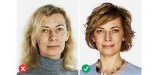 Как с помощью стрижки выглядеть моложе: примеры на фото