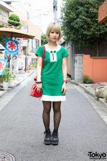 Летние японские модники
