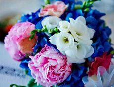 Лучшие цветы для свадебного букета – что они означают?