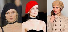 Модные береты, осень-зима 2015-2016, фото