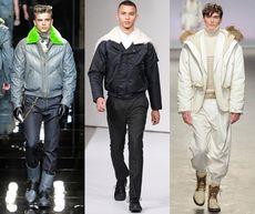 Модные мужские куртки и пуховики зима 2014: фото самых модных фасонов и моделей курток