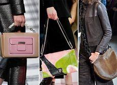 Модные сумки 2016 года: фото шедевров в дизайнерских коллекциях. коротко о главных трендах модных сумок в 2016 году