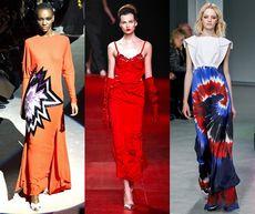 Модные вечерние платья зима 2014 года: фото модных длинных и коротких вечерних платьев