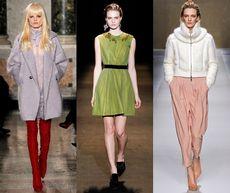 Модные вещи в сезоне осень-зима 2013-2014: фото самых модных моделей женской одежды