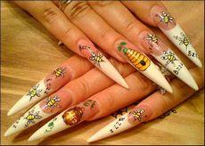 Ногти: дизайн с рисунками (фото) – подними себе настроение! как сделать дизайн с рисунками на ногтях: искусственых и натуральных
