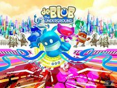 Обзор игры de blob 2: the underground.
