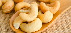 Орехи кешью: состав, польза и свойства кешью, масло кешью