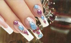 Особенности дизайна ногтей жидкие камни: плюсы и минусы. о последних тенденциях в дизайне ногтей: жидкие камни (фотографии)
