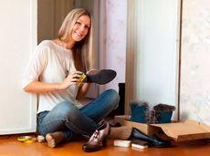 Правила зимнего ухода за обувью