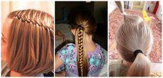 Прически для девочек своими руками на новый 2017 год петуха – идеи для коротких, средних и длинных волос, пошаговые фото и видео
