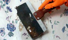 Ремонт с нуля или как отклеить намертво приклеенные обои и счистить клей со стены