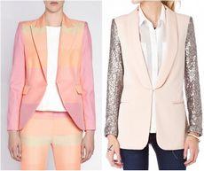 Самые модные женские пиджаки 2013, фото