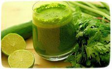 Сок сельдерея: польза и свойства