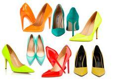 Туфли-лодочки цвета леденцов – хит сезона