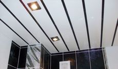 Влагоустойчивые потолки