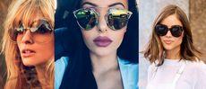 Выбираем новые солнцезащитные очки к лету: 5 самых универсальных трендов 2017